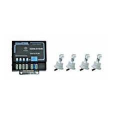 Kit 04 Luces Estroboscopica con Caja Control 15 Patrones 80 Watts 24 VDC Clear