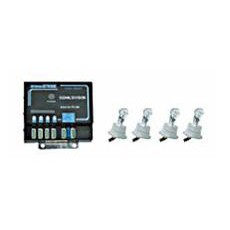 Kit 04 Luces Estroboscopica con Caja Control 15 Patrones 80 Watts 12 VDC Clear